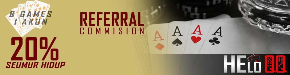 bonus referral poker online